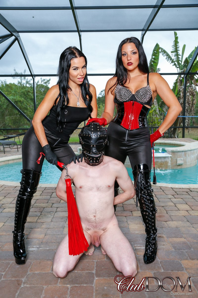 clubdom Female domination