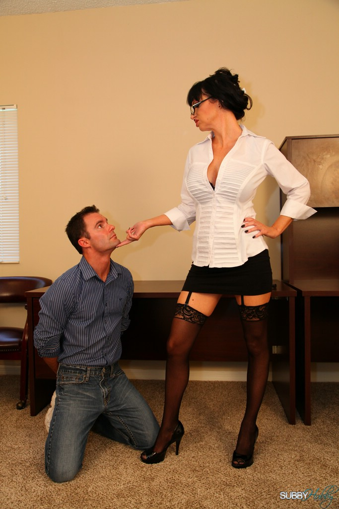 Strict Office Mistress