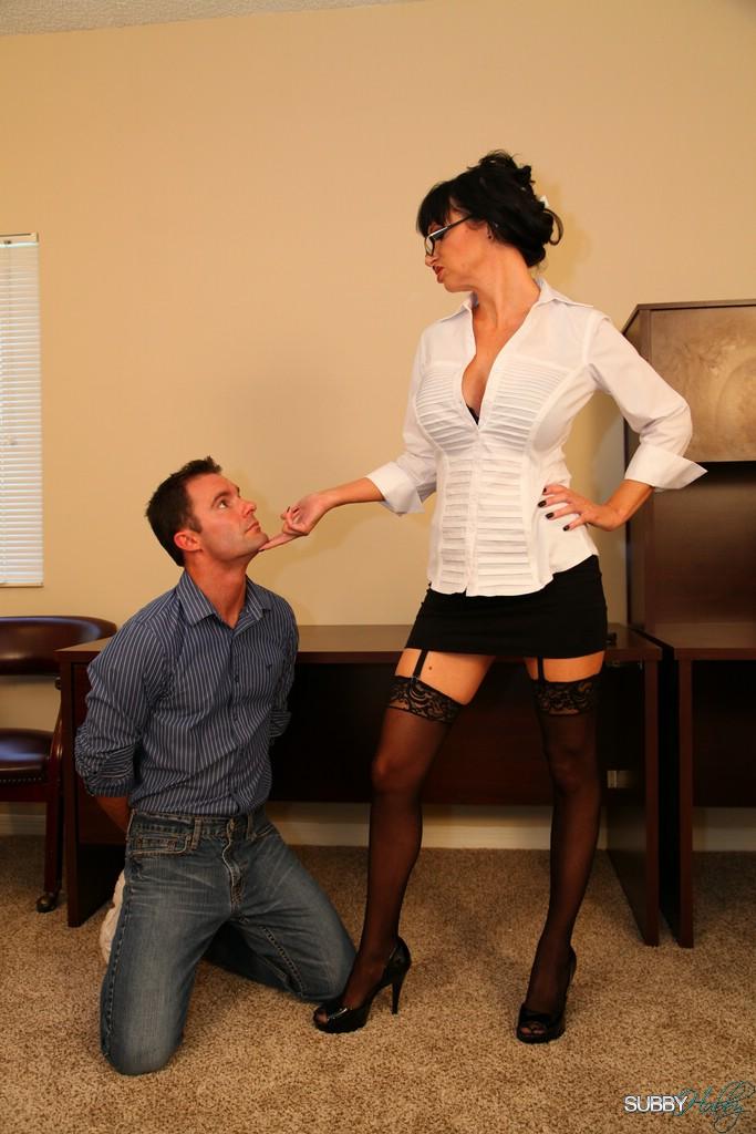 Strict Office Mistress