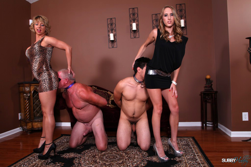 Hubby domination techniques — 14